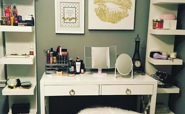 23 Must Have Makeup Vanity Ideas Stayglam Page 2