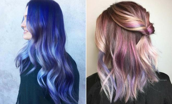 23 unique hair color