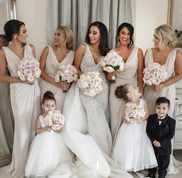 Cowl Neck Wedding Gown: 21 Bridesmaid Dresses For Spring