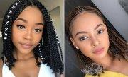 trendy bob braids african-american
