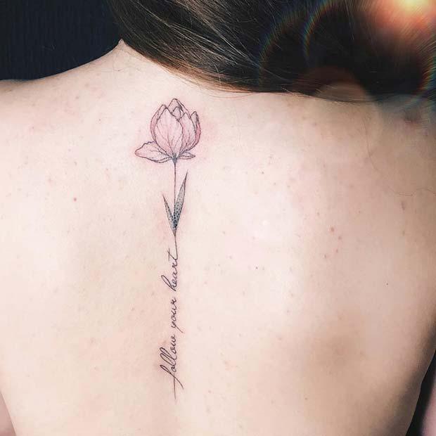 23 Cool Back Tattoos For Women Crazyforus