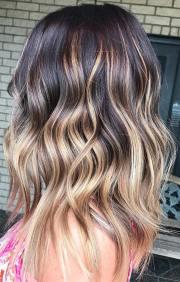 fall hair colors & ideas