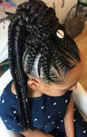 braided ponytail hairstyles