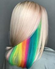 unicorn hair color ideas '