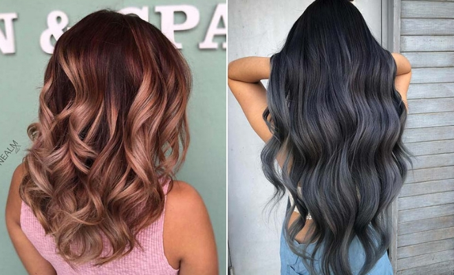 23 winter hair color