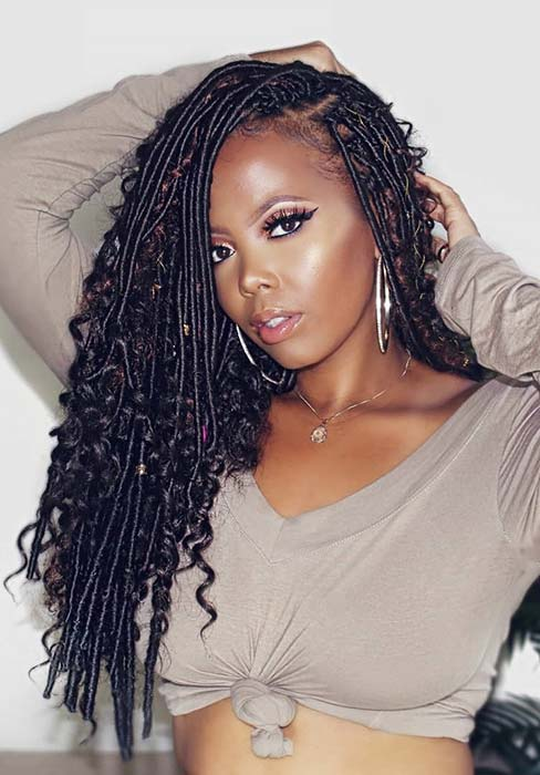 Crochet Faux Locs Styles To Inspire Your Next Look