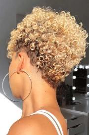 short natural hairstyles