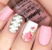 gel nail design copy