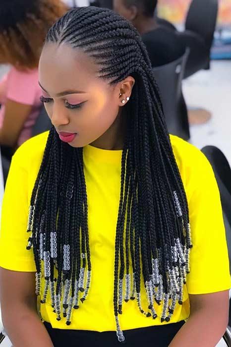 Braid Hairstyles With Weave That Will Turn Heads Crazyforus