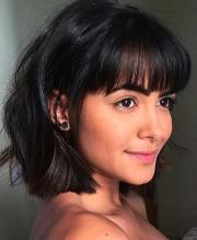 trendy ways wear short hair