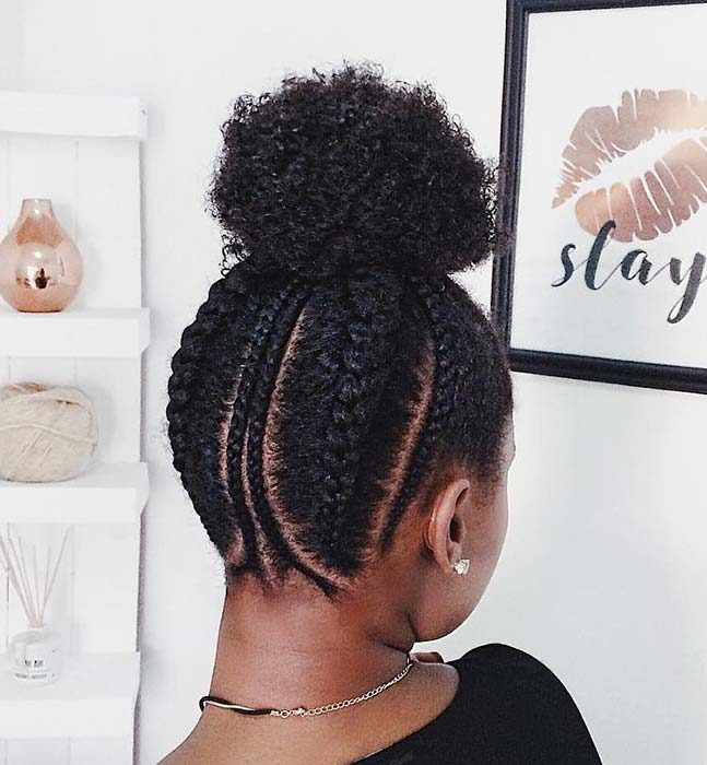 25 Beautiful Natural Hairstyles You Can Wear Anywhere Stayglam