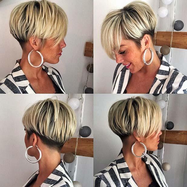 12 Short Haircut Ideas For Every Kind Of Women Crazyforus