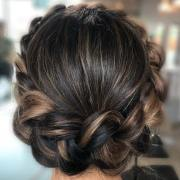 pretty halo braid hairstyles