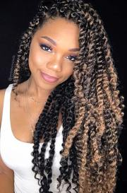 gorgeous passion twists hairstyles