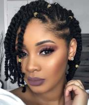 beautiful natural hairstyles