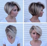 trendy ways wear short hair