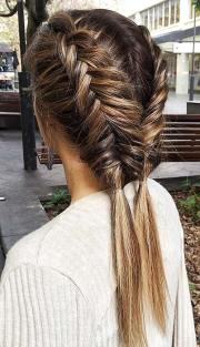 two braids hairstyles perfect