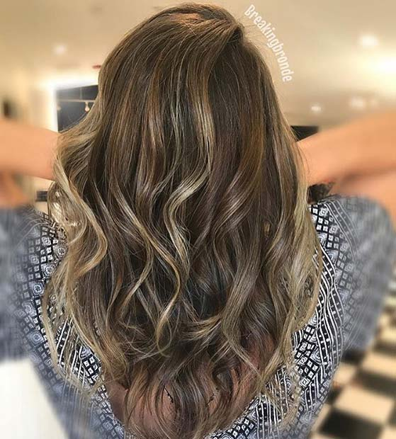 Summery Blonde Highlights