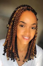 short box braid hairstyles perfect
