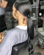 sleek ponytail hairstyles perfect