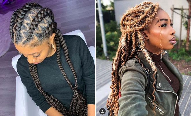 23 Popular Hairstyles For Black Women To Try In 2020 Stayglam
