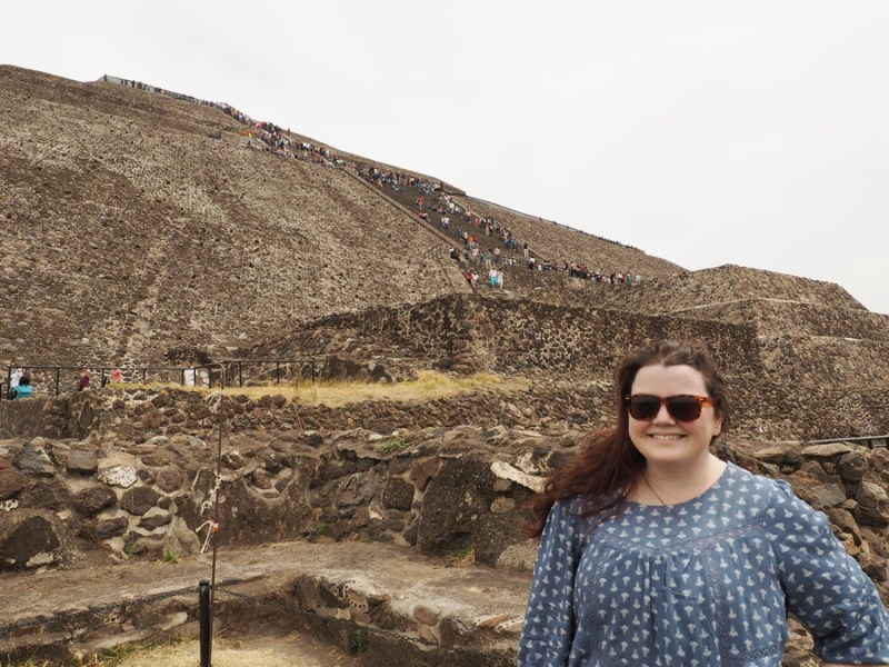 Mexico City, Mexico: A Guide to the Pyramid of the Sun or Teotihuacan