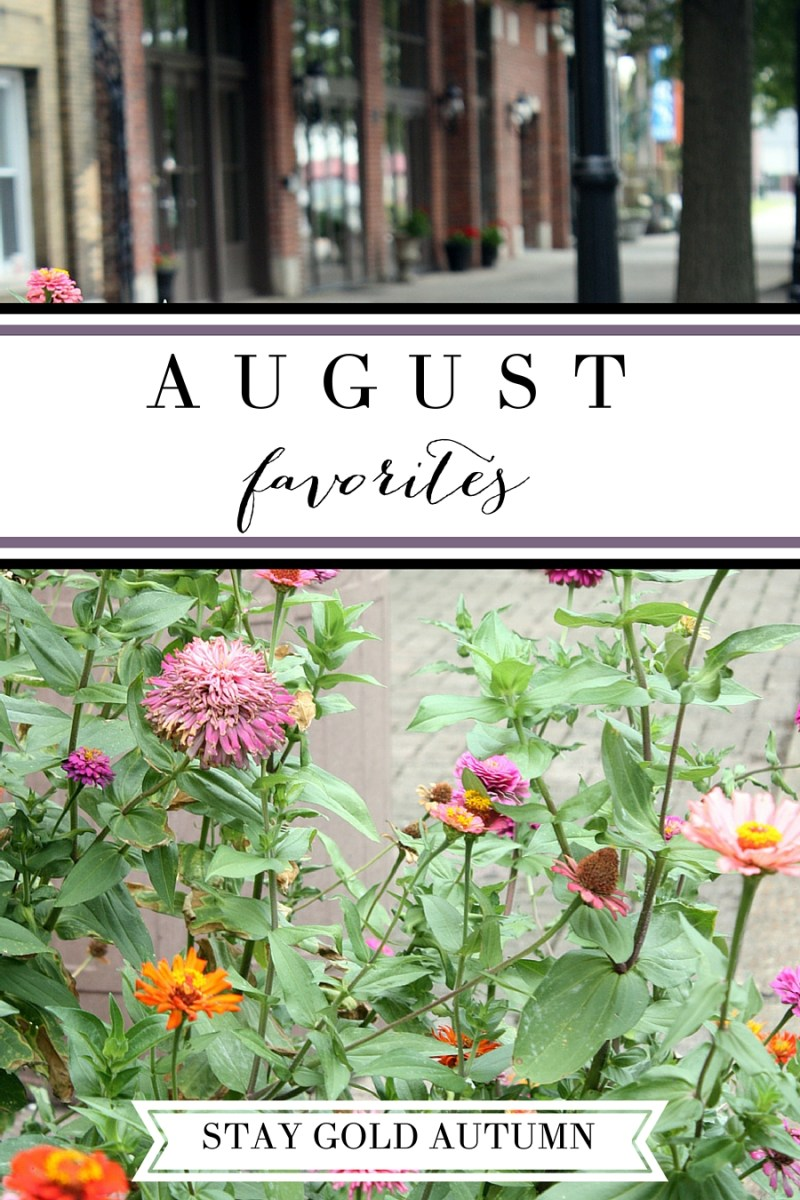 August favorites: my favorite blog posts, pale girl makeup, and music I've been listening to! | Stay gold Autumn