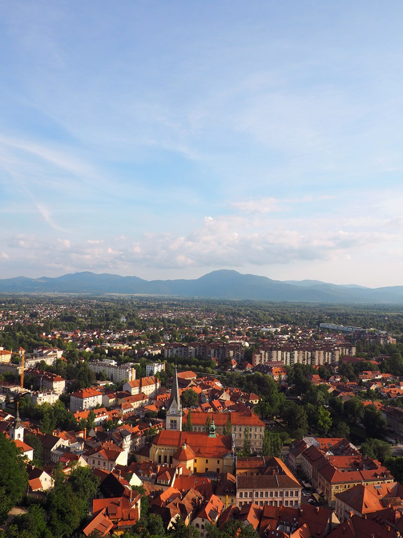 our 48 hour guide to Ljubljana, Slovenia