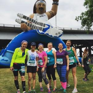 Portland Rock'n'Roll Half Marathon