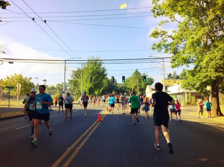Seattle Rock'n'Roll Half Marathon