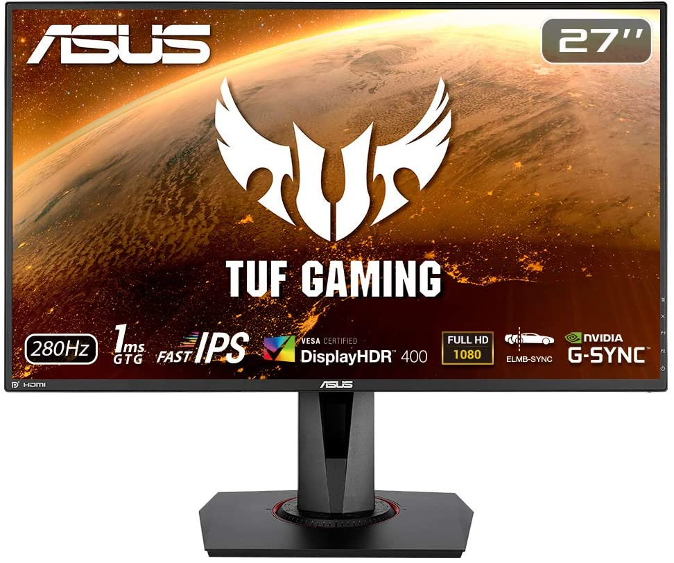 Read more about the article Asus Tuf Gaming 27-inch monitor -VG279Qm