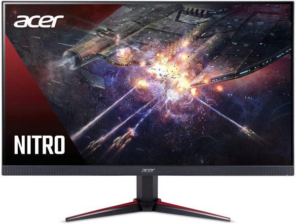"""Computer Monitor-Acer Nitro XV272U 27"""" WQHD IPS G-SYNC Monitor 144Hz-2560"""