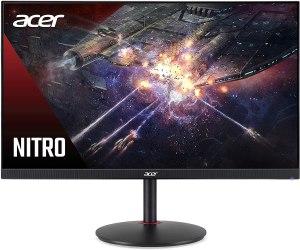 """Computer Monitor-Acer Nitro XV272U 27"""" WQHD IPS G-SYNC Monitor 144Hz - 2560 x 1440"""