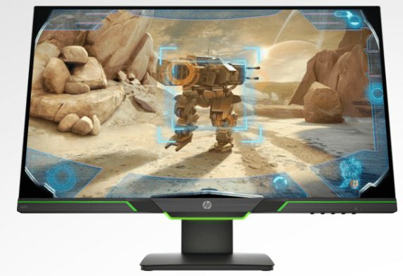 HP X27i 2K 27 inch Gaming Monitor-8AG16AA#ABA