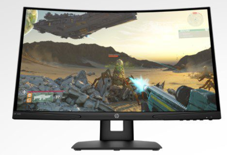 HP X24c 24 inch Gaming monitor