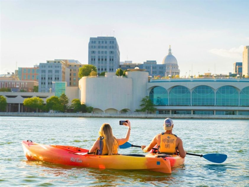 5 Great Reasons to Explore Madison Wisconsin - Staying Afloat