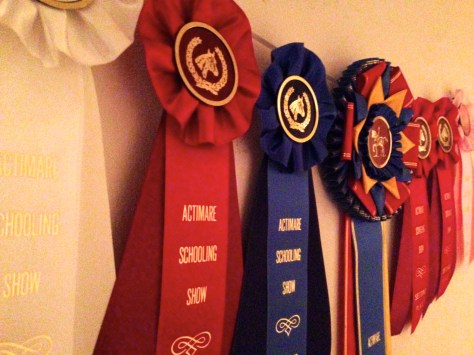 Ribbons - Actimare Open Show
