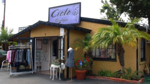 The Cielo Boutique is right across the street.