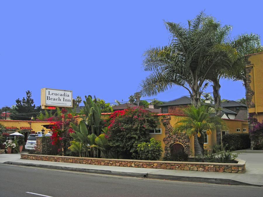 Leucadia Beach Inn to close to several North San Diego beaches.