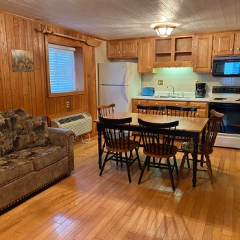 The Andrea Kitchen - Stay In Ohiopyle