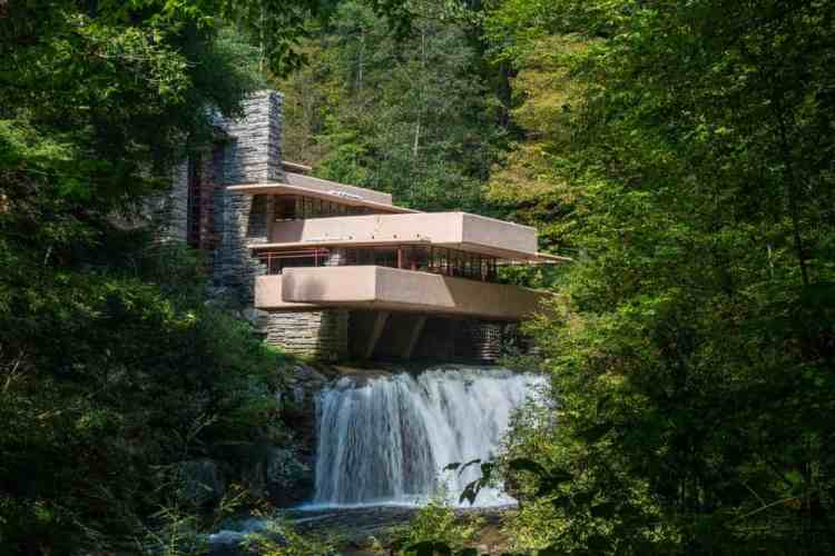 Stay In Ohiopyle and see Fallingwaters