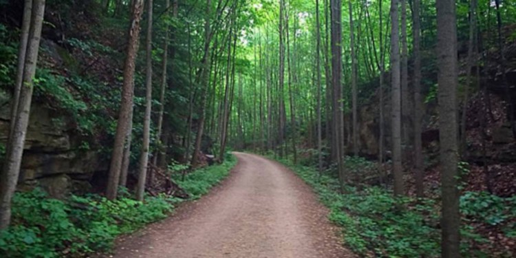 Stay In Ohiopyle - The GAP trail