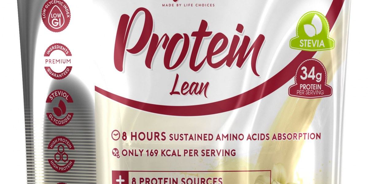 New Protein Pouch 990g Coming Soon