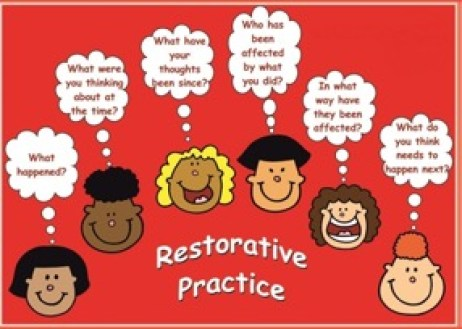 A restorative school pic