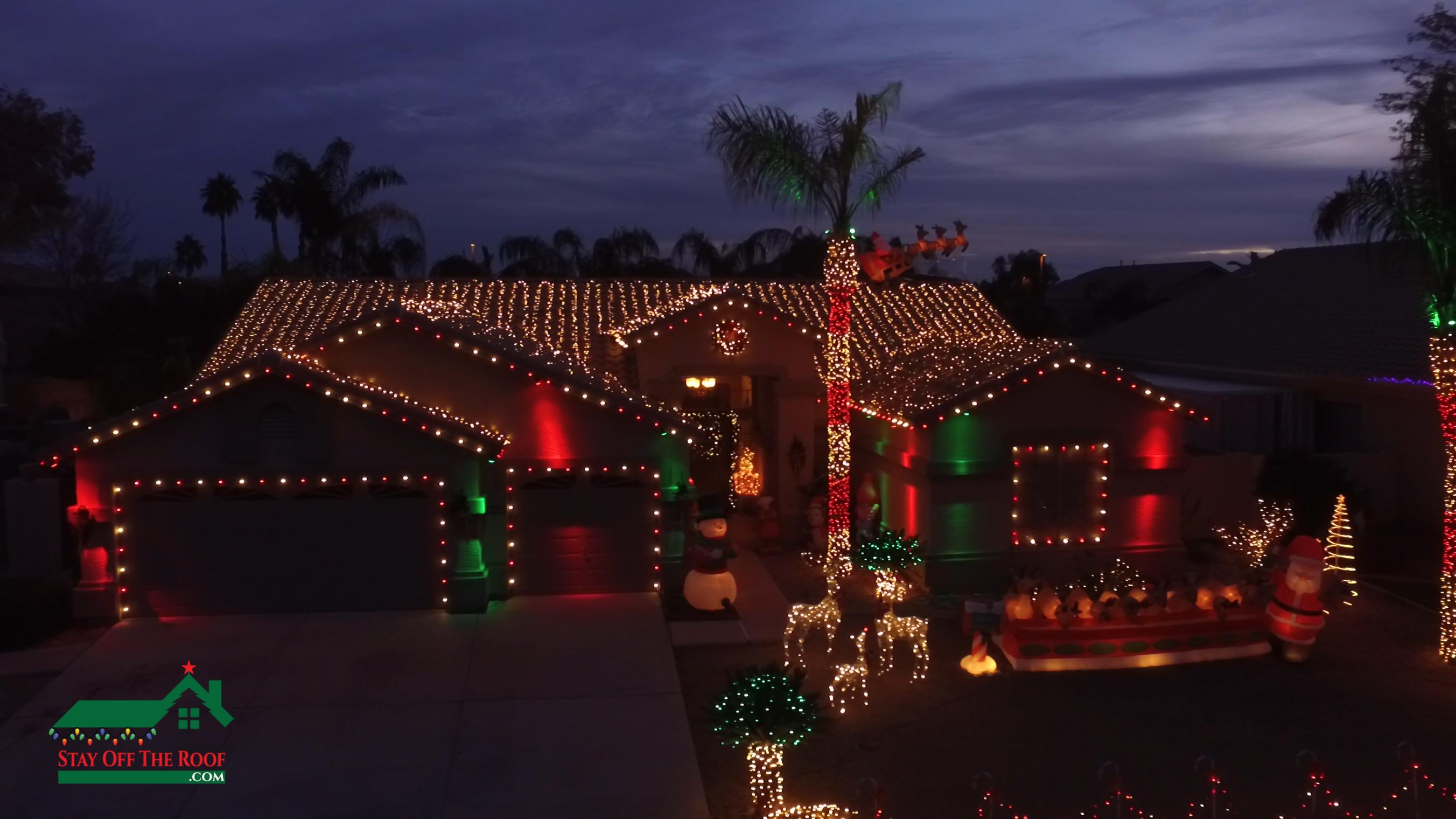 Christmas Light Installation Phoenix Az Rated 1 Holiday
