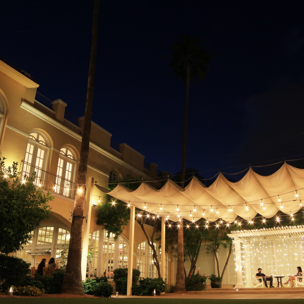 Commercial Landscape Light Design
