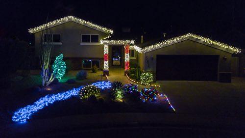 Mini Lights, Icicle Lights, Net Lights