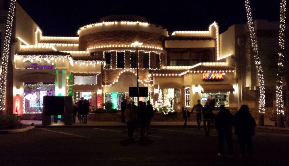 best christmas displays in arizona