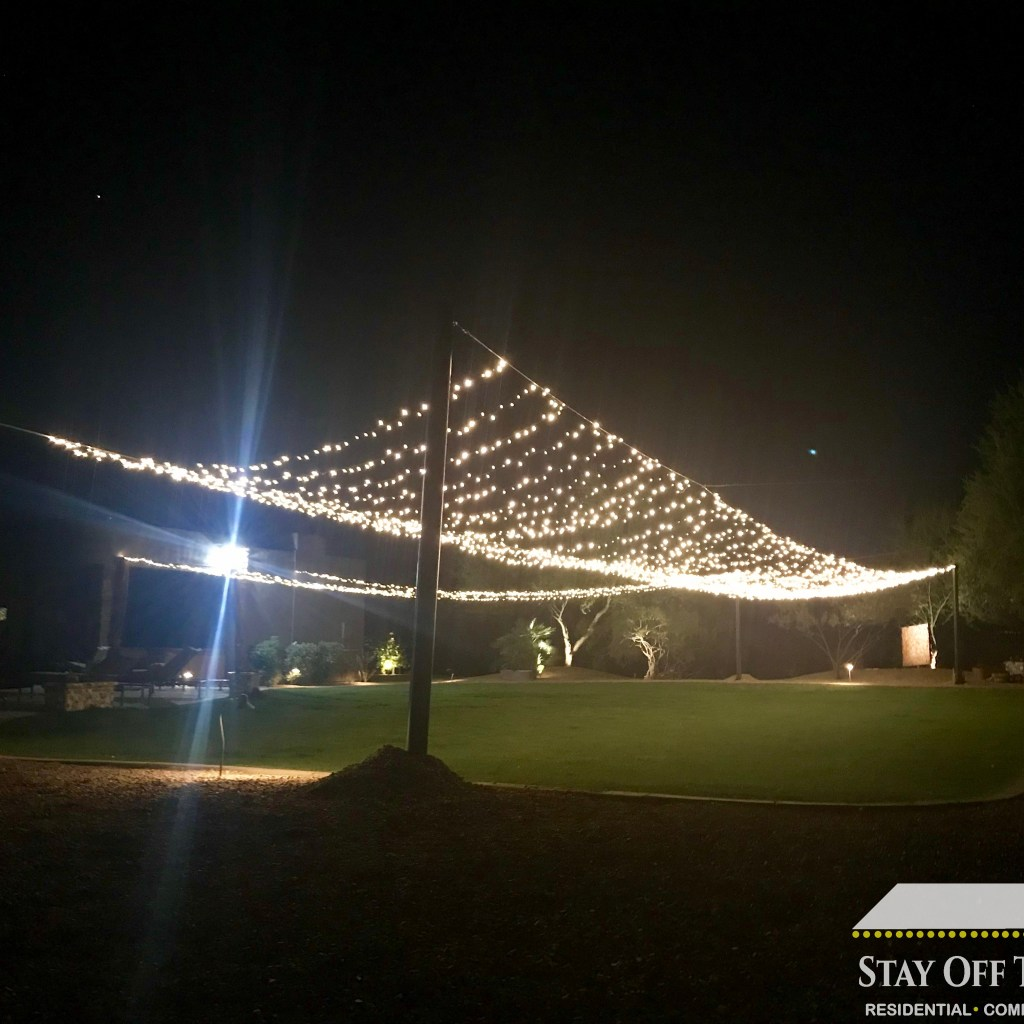 Wedding Ceremony Lights Phoenix AZ