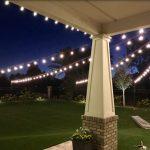 Outdoor Lighting Ideas For Patios Patio Lighting Ideas